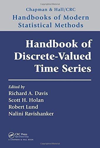 Handbook of Discrete-Valued Time Series (Chapman & Hall/CRC Handbooks of Modern Statistical Methods) (2015-12-21)