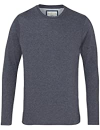 Brave Soul Mens Prague Casual Tee Long Sleeve Top T-Shirt