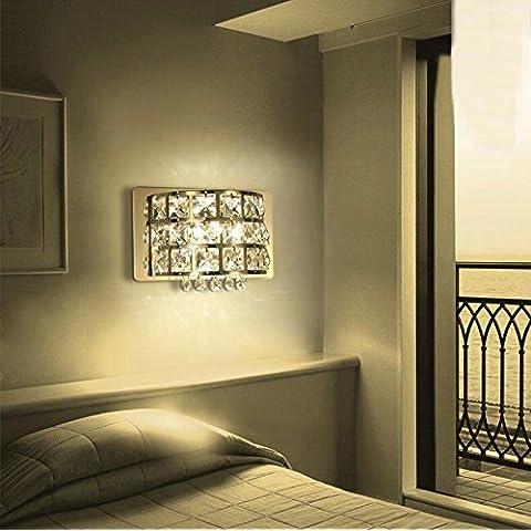 CNMKLM moderno LED Luz Lámpara de Pared Dormitorio Cocina ? Restaurante la decoración del hogar la lámpara Candelabro?#4,con el mejor servicio
