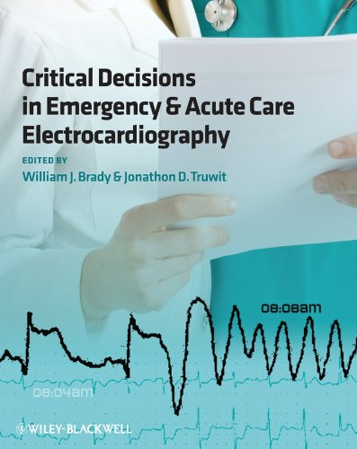 Critical Decisions in Emergency and Acute Care Electrocardiography (English Edition)