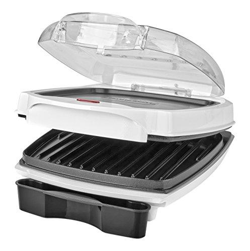 GOURMETmaxx Elektronischer Grill für das Garen direkt am Tisch