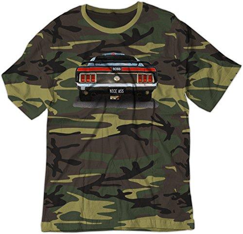 BSW Herren Freizeit-Hemd Gr. XX-Large, Camouflage