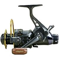 CoURTerzsl - Carrete de Pesca con rodamiento de Bola, 10 + 1 BB, One Color, MG40