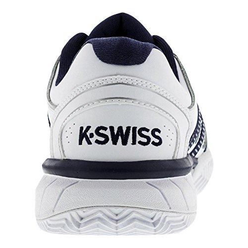 K-Swiss Performance KS TFW HYPERCOURT Herren Tennisschuhe Blanco/Azul