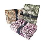 Auswahl Stück groß family-size 150g COLLUMINO Luxus Duft SPA Seifen verpackt in Recycling Newsprint