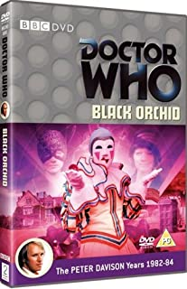 Doctor Who - Black Orchid [1981] [DVD] (B0015083M6) | Amazon price tracker / tracking, Amazon price history charts, Amazon price watches, Amazon price drop alerts