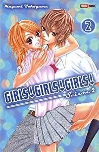 Girls girls girls - Saison 2 Edition simple Tome 2