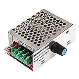 WEONE 7V-80V 30A DC Impulsbreite Motordrehzahlregelung PWM Regler Dimmer Mit Schalter