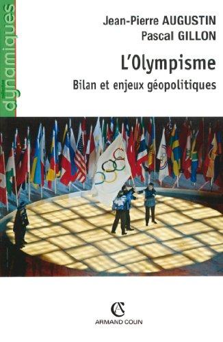L'Olympisme : Bilan et enjeux gopolitiques (Dynamiques)