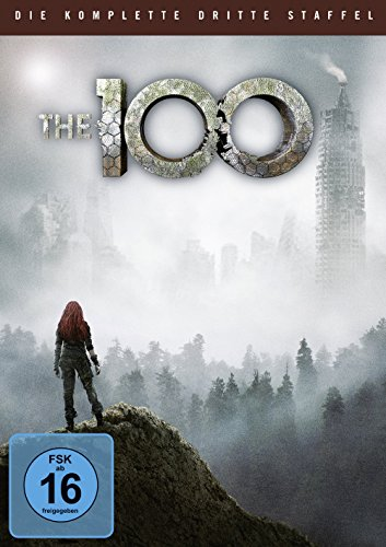 The 100 - Die komplette dritte Staffel [4 (Wayne's World)