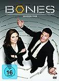 Bones: Die Knochenjägerin - Season 5 [6 DVDs] - David Boreanaz, Emily Deschanel, Michaela Conlin, Tamara Taylor, T. J. Thyne