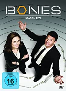 Bones: Die Knochenjägerin - Season 5 [6 DVDs]