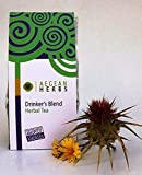 Drinker's Blend Herbal (Thistle, Dandelion Sage, Nettle / Γαϊδουράγκαθο, Tαραξάκο Φασκόμηλο, Τσουκνίδα) 45gr. - Natural Farming Product Of Amorgos