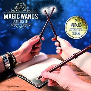 Magic Wands Juego de duelo 20