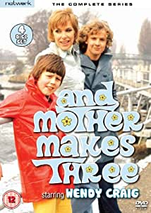 And Mother Makes Three - The Complete Series [DVD]