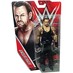WWE THE UNDERTAKER SERIE 58 BASE SUPERSTAR ACTION NUOVO MATTEL WRESTLING FIGURE