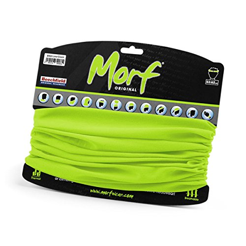 Beechfield Morf in Lime Green one size,Lime Green