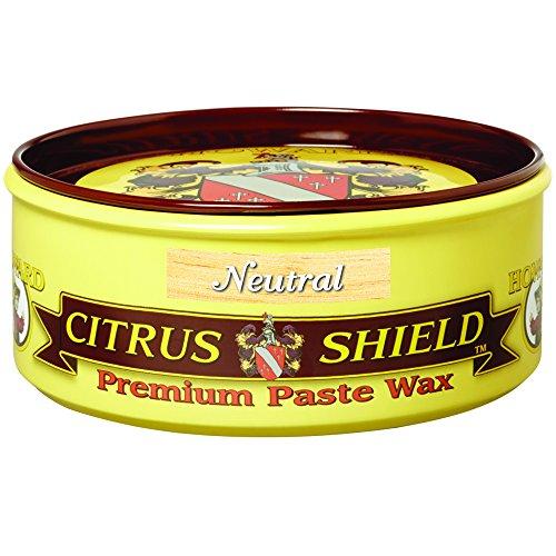 Howard CS0014312g/11Oz Citrus Hitzeschutz Premium Paste Wax-Neutral -