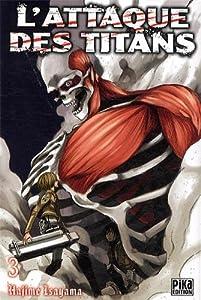 L'Attaque des Titans Edition simple Tome 3