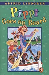 Pippi Goes On Board (Turtleback School & Library Binding Edition) by Astrid Lindgren (1988-06-01)