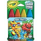 Crayola 03-5217-E-000 - Straßenkreide, 4 Stück