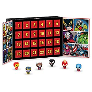Funko 24 42752 Pop. Marvel Advent Calendar Collectible Figure, Multi Sammelbares Spielzeug
