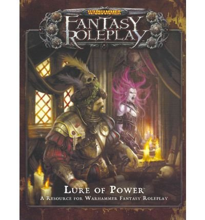 Warhammer Fantasy Roleplay Lure of Power