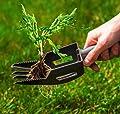 Unkrauthilfe Rechen Unkraut zupfen vernichten Unkrautvernichter Pflanzen