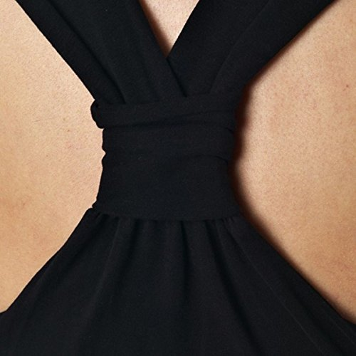 Roxy robe Flexy bally'Brights Noir - Noir