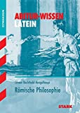 Abitur-Wissen - Latein Römische Philosophie