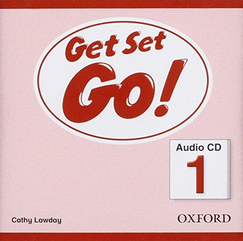 Get Set Go 1 Class CD