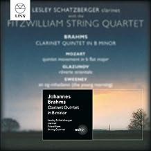 Quintette avec clarinette en si mineur, op. 115
