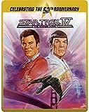 Star Trek 4 - The Voyage Home (Limited Edition 50th Anniversary Steelbook) [Blu-ray] [2015] UK-Import, Sprache-Deutsch, Englisch...