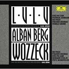 Berg: Lulu / Act 1 - Verwandlungsmusik