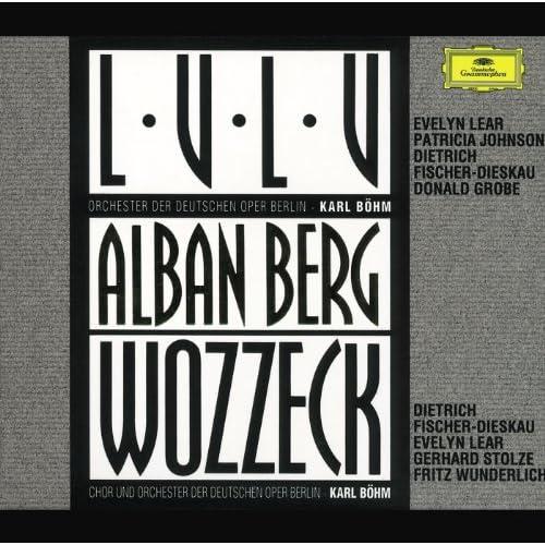 """Berg: Wozzeck, Op. 7 / Act 2 - Verwandlung - Überleitende Takte und Kammerorchester- Einleitung - """"Guten Tag, Franz"""" / """"Ich seh' nichts"""""""