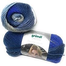 Hobillo Pacific Lace de hilo fino Gründl con lana de alpaca (100 g) 92ca65d2cbf