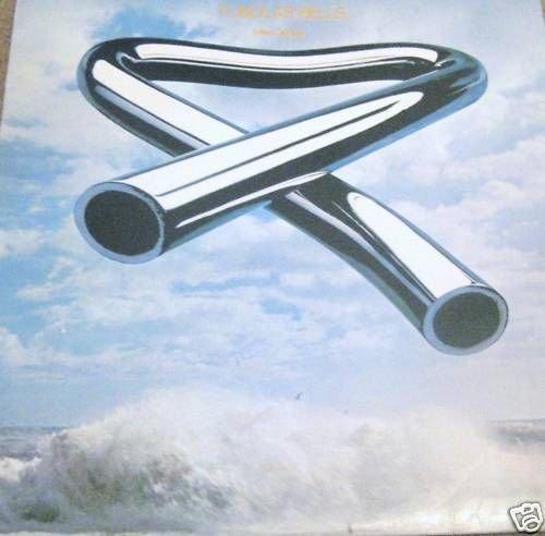 MIKE OLDFIELD -Vinyl LP -Tubular Bells,EX+ (near mint) (Bell Mint)
