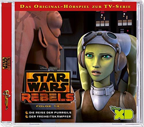 Star Wars Rebels - Hörspiel, Folge 14: Die Reise der Purrgils