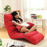 Sessel ZHANGRONG Kreative Freizeit-Einzel-Doppel-Liege Stuhl Foldaway Schlafsofa Lazy Sofa (Farbe Optional) -Geeignet für Innen- und Außenbereich (Farbe : B)