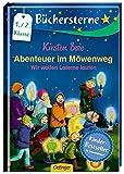 Abenteuer im Möwenweg. Wir wollen Laterne laufen: Mit 16 Seiten Leserätseln und -spielen (Büchersterne)