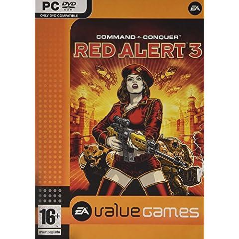 C&C Red Alert 3 - EA Value Games (PC DVD) [Importación inglesa]