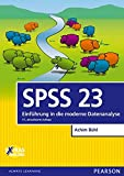 SPSS 23 (Pearson Studium - Scientific Tools)