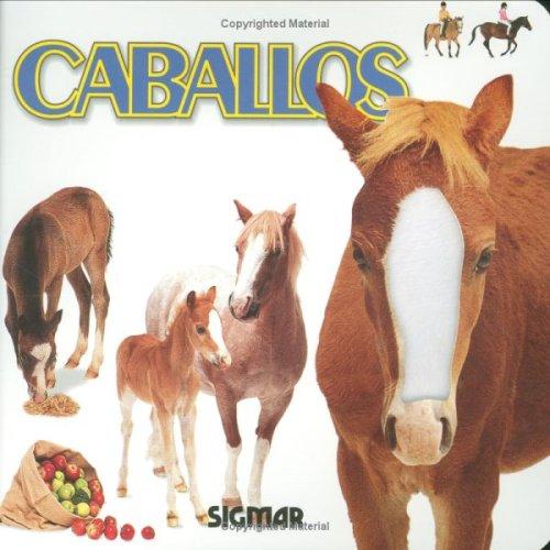 Caballos/Horses (CARICIAS/Caresses) por Paula Vera