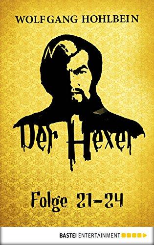 Der Hexer -  Folge 21-24 (Der Hexer - Sammelband 6) (Eis-pakete)