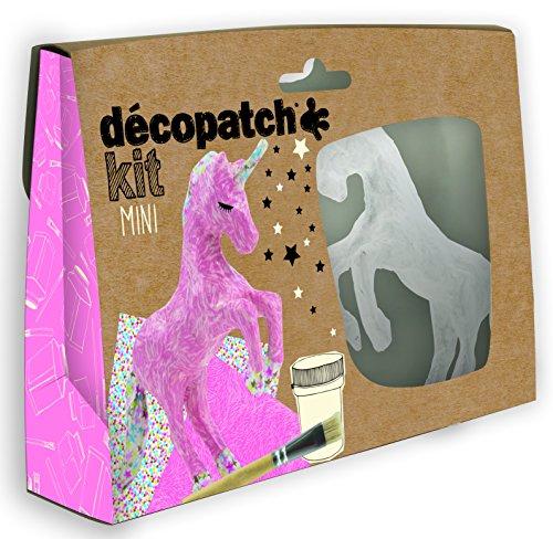 Decopatch - KIT009O - Mini Kit de Licorne