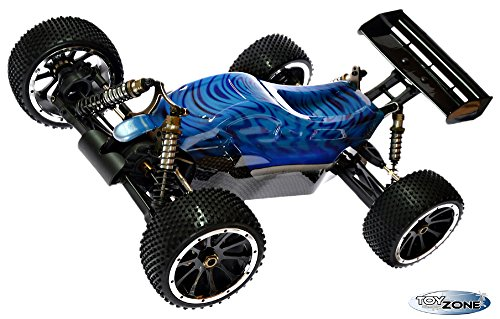 RC Buggy kaufen Buggy Bild 1: RC Auto 4WD Buggy HSP 1:5 Brushless 2,4 GHz 2x Lipo Akku RTR*