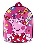 Peppa Pig Zainetto per scuola materna Peppa Pig 3D taglia unica