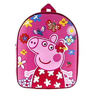 Peppa Pig – Mochila para niñas (diseño de Cerdos)