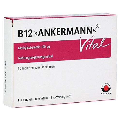 B12 Ankermann Vital Tabletten, 50 St