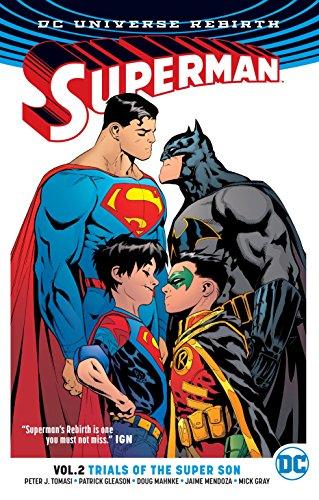 Superman TP Vol 2 Trial Of The Super Sons (Rebirth) (Superman Rebirth) por Peter J. Tomasi